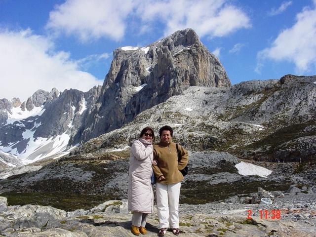 2-05-2003 en los Picos de Europa