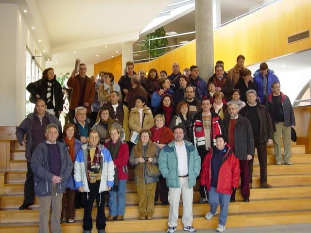 26-02-2005 Bodegas Enate en Barbastro