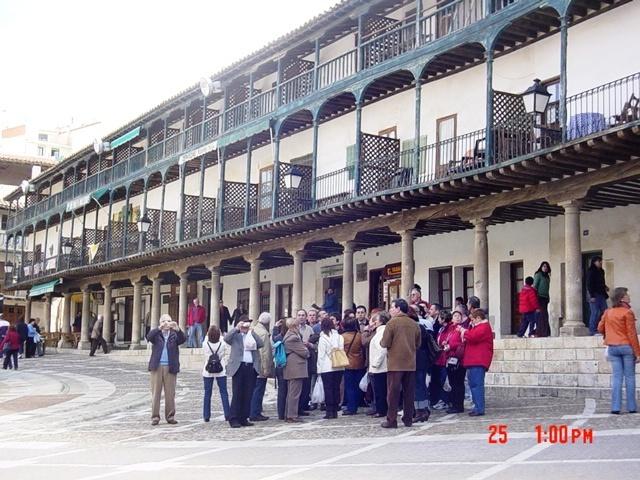 25-03-2006 Chinchón (la Plaza Mayor)
