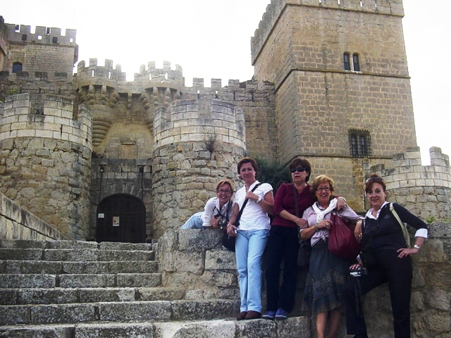 28-09-2008 Las Damas del Castillo de Ampudia