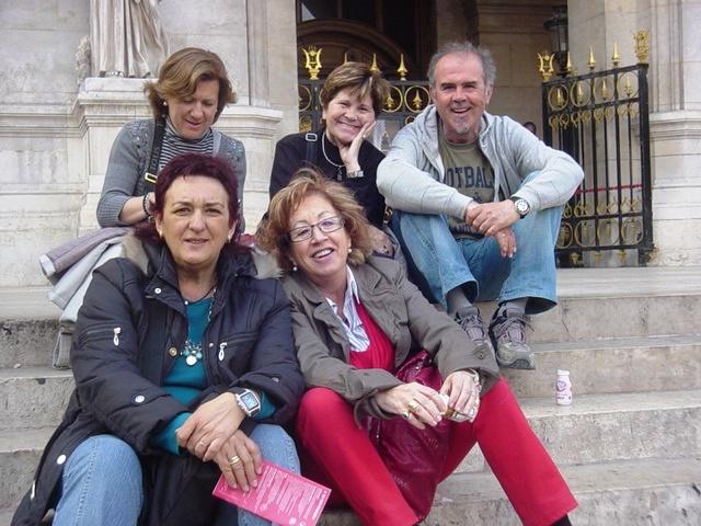 20-04-2009 Descanso en París