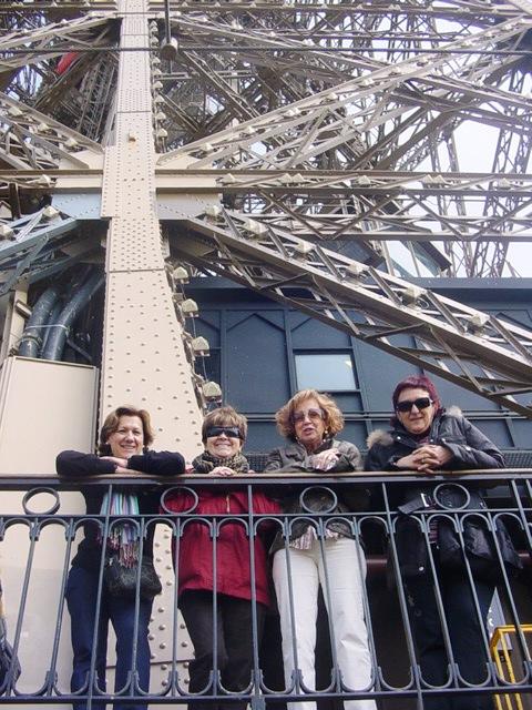 20-04-2009 Lo mejor de la Torre Eiffel