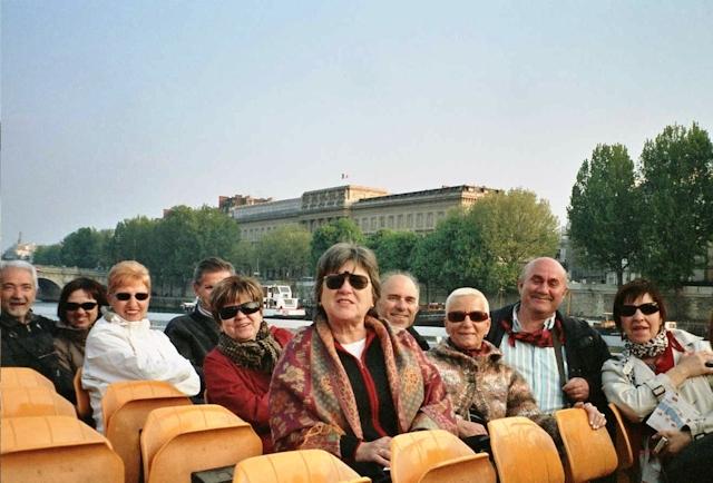 20-04-2009 navegando por el Sena