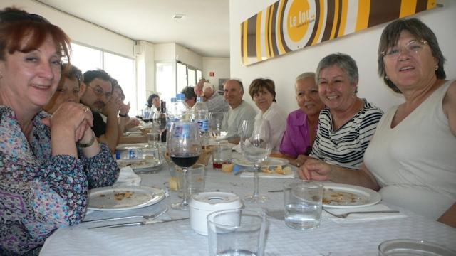 24-05-2009 comida en Sagunto