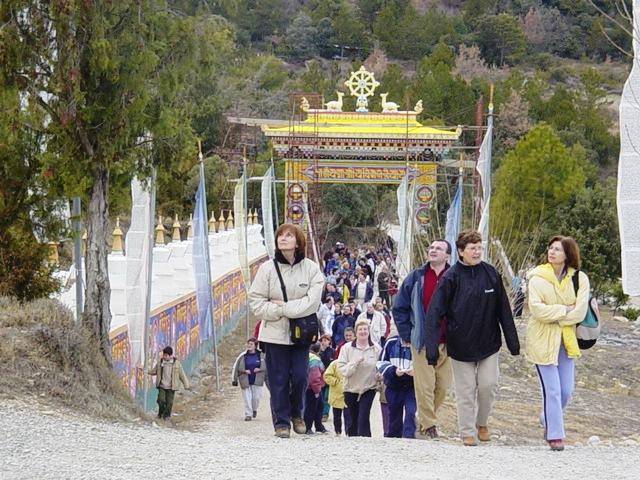 12-02-2005 Monasterio budista (Panillo)