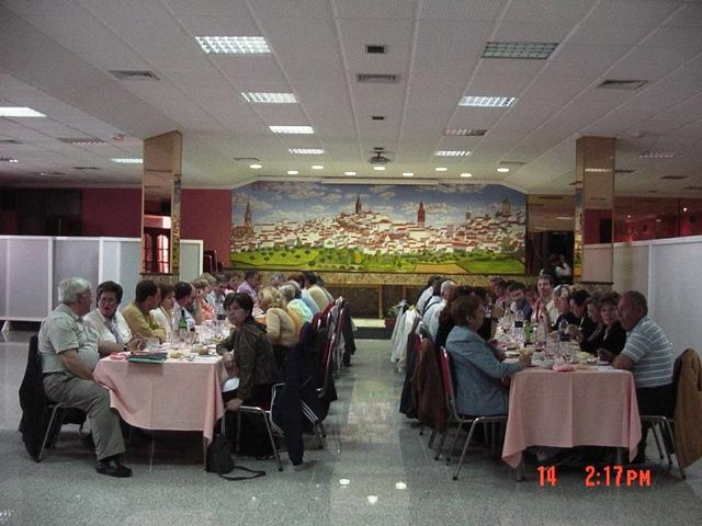 14-04-2005 Jerez de Los Caballeros (las delicias del cerdo ibérico)