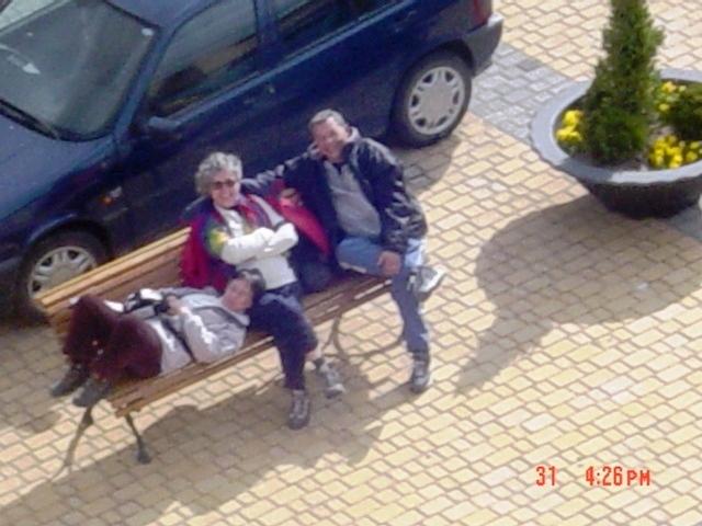 31-03-2007 descansando en Bureta