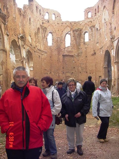 14-04-2007 en las ruinas de Belchite