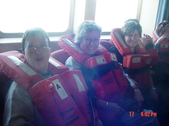 17-04-2007 ¡Sálvese quién pueda!