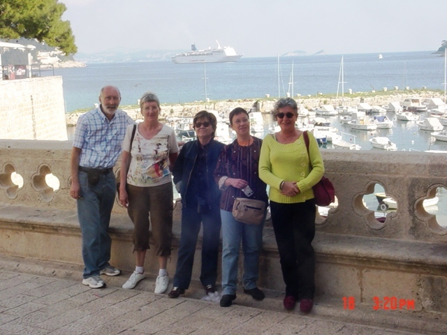 18-04-2007 en Dubrovnik