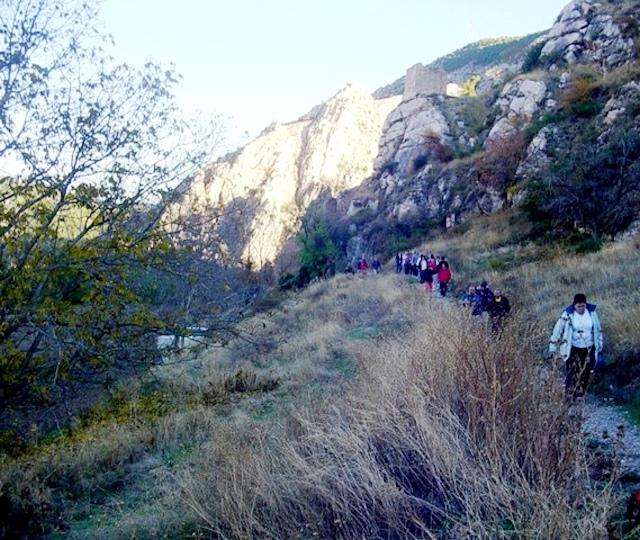 10-11-2007 en la Muela de Montalbán