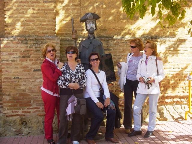 19-08-2008 en Sahagún con Santiago