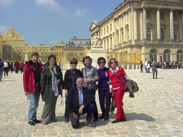 21-04-2009 Allá en Versalles