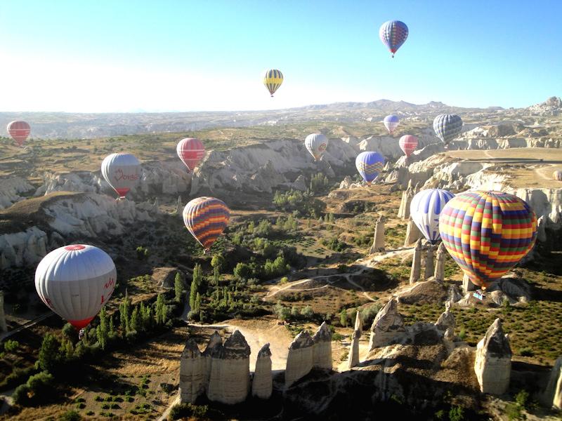 20-09-2010 Turquía: Capadocia
