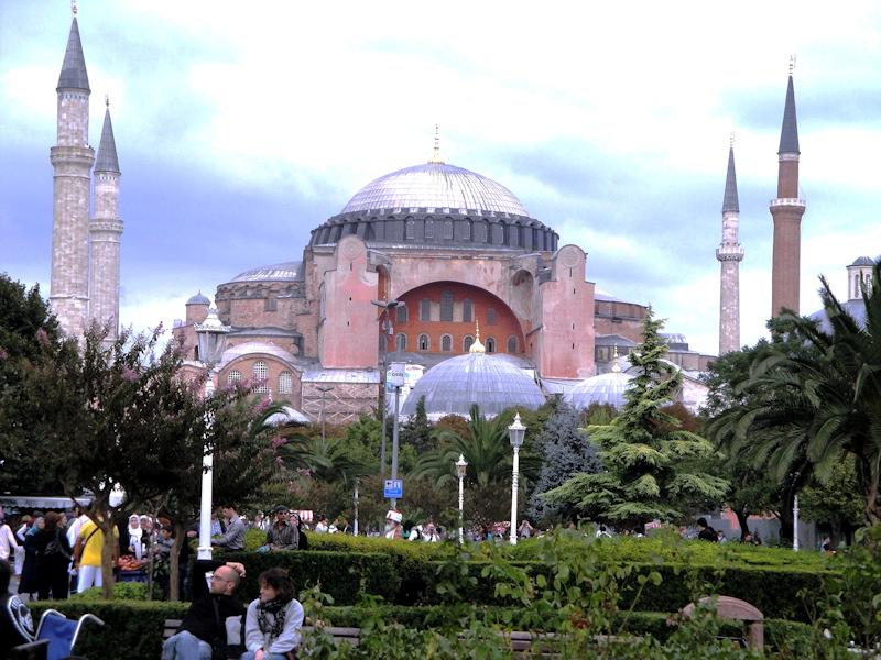 23-09-2010 Turquía: Santa Sofía (Estambul)