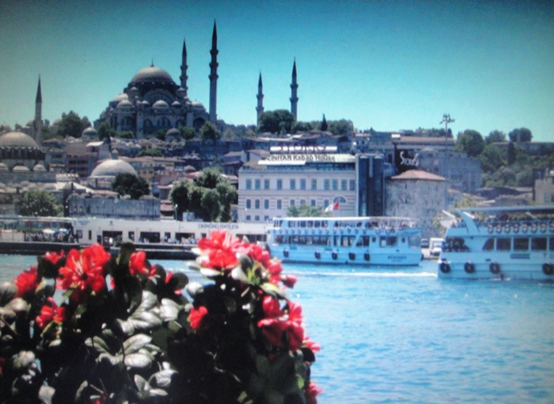 24-09-2010 Turquía: Crucero por el Bósforo (Estambul)