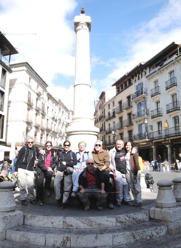 Llegada a Teruel