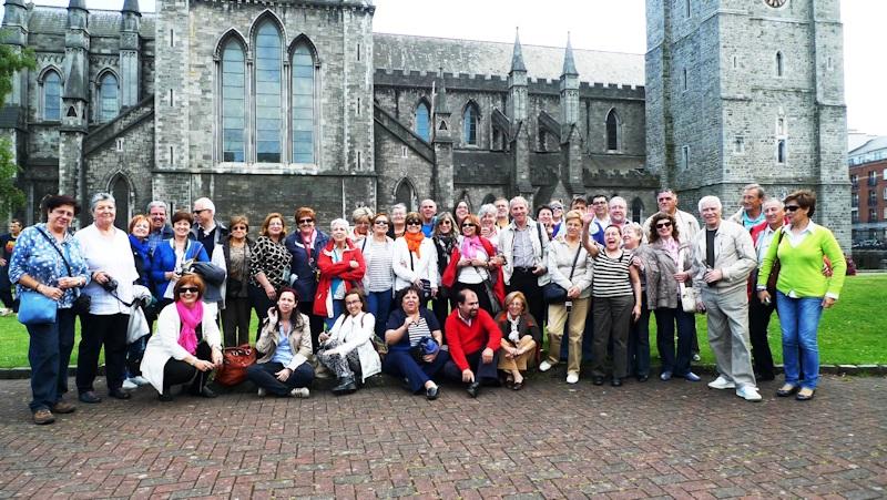 17-06-2013 foto de familia en Dublín