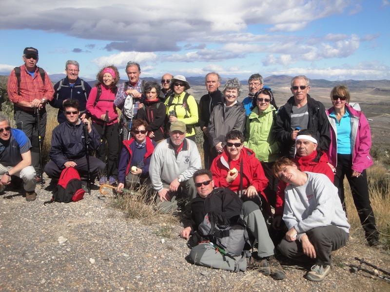22-03-2014 Llegada al Alto de La Perdiz