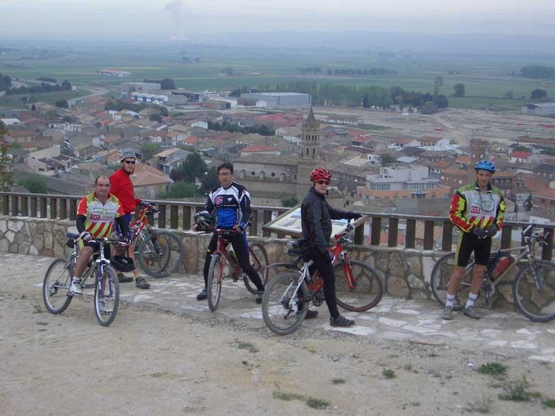 2-05-2004 SALIDA Alfajarín (BTT)