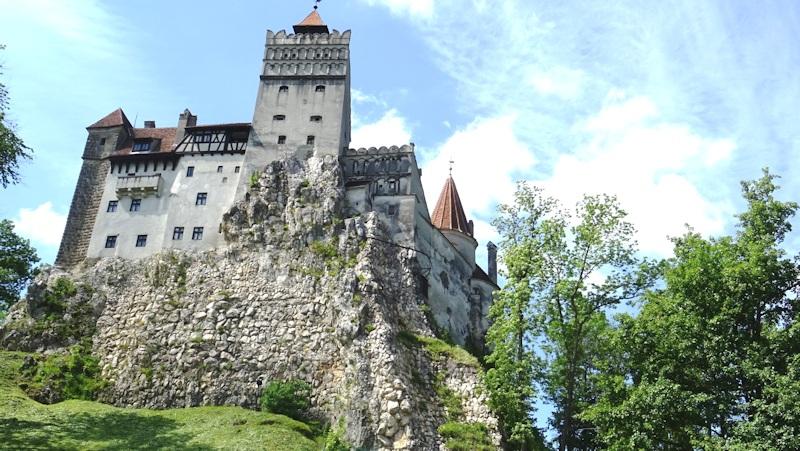 30-05-2017 El Castillo de Bran