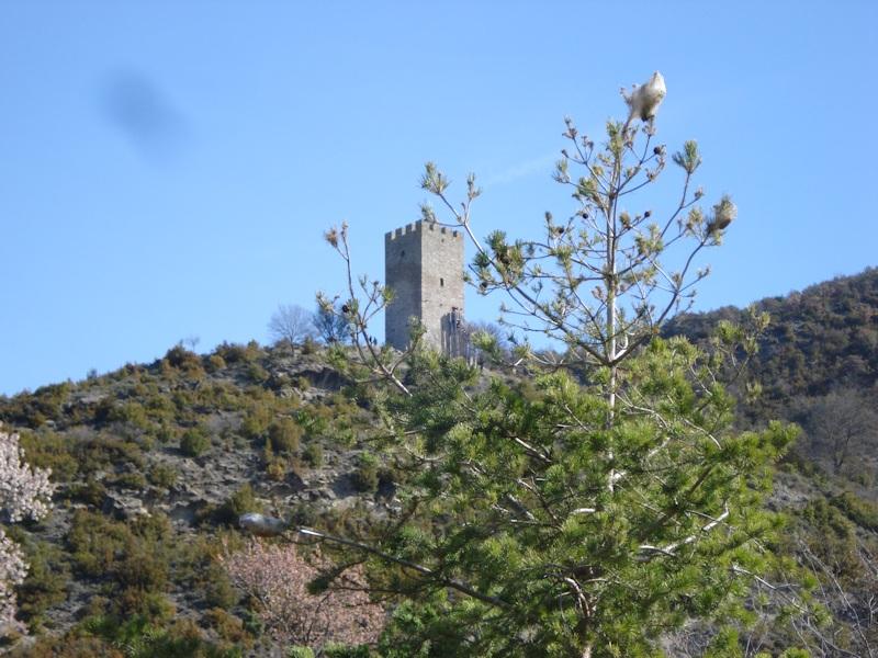 Torre del Moro en Lárrede