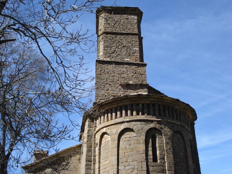 iglesia de Santa Eulalia en Susín