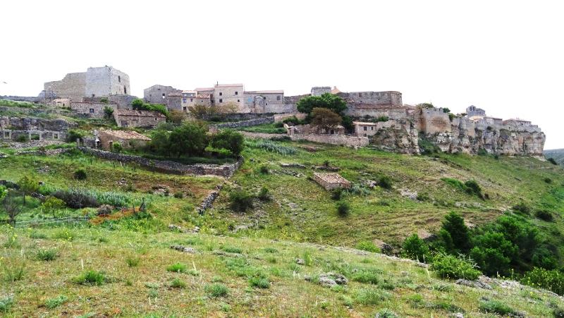 El pueblo medieval de Rello