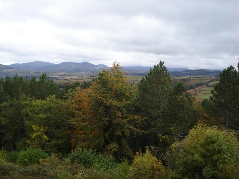 Vistas desde la ermita de nuestra señora de Muskilda
