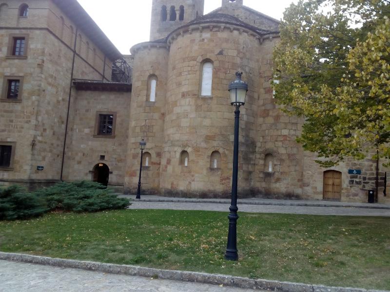 El monasterio de Leyre